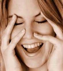 تاثیر خنده بر روابط زن و شوهری