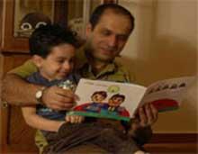 کودکان و قصه های تکراری