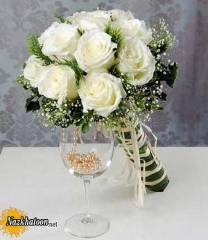 سری جدید و زیبای دسته گل عروس – 14
