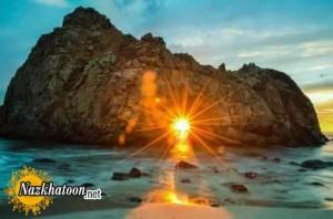 تصاویر طبیعت دیدنی و زیبای کالیفرنیا