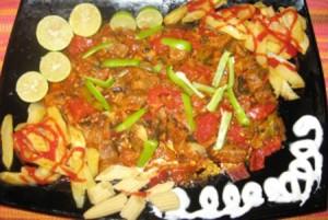 دستور تهیه راگوی سبزیجات