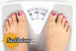 دلیل کم نشدن وزن بدن !