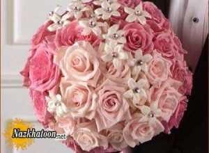 مدل دسته گل عروس – 19