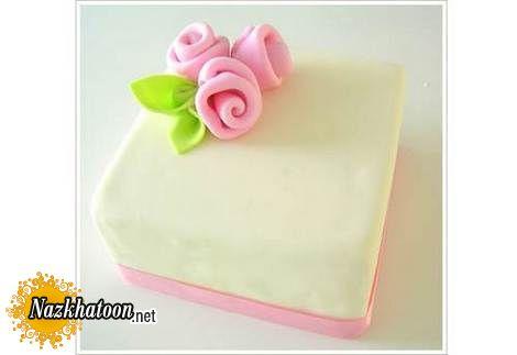 fondant-ribbon-roses-cake