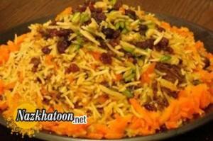 دستور تهیه پلو پاکستانی در 25 دقیقه