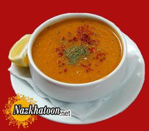 روش تهیه سوپ ازوگلین یک سوپ ترکیه ای خوشمزه