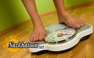 افزایش وزن با ورزش کردن