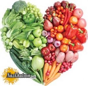 نگهداری بیشتر صيفيجات و سبزيها