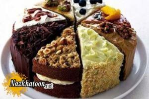 آموزش رویه کیک سه سوته