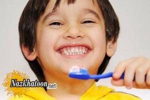 کاهش پوسیدگی دندان کودکان