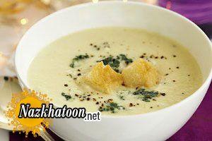 تهیه سوپ ذرت زمستانی لذیذ