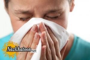 سرماخوردگی سلطان بیماریهای پاییزی