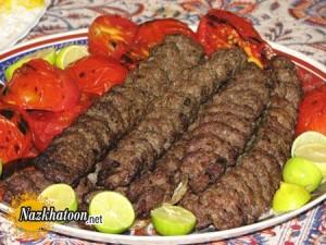 نكات طلایی برای پخت کباب کوبیده