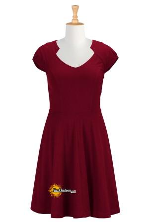 مدل لباس مجلسی کوتاه – 48