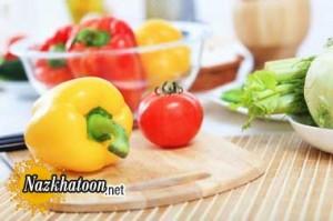 مواد خوراکی جهت افزایش قدرت باروری زنان