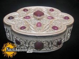 آشنایی با هنر ملیله کاری زنجان