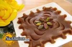 دستور تهیه حلوای عربی خوشمزه