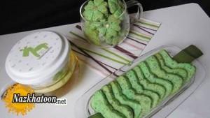 تهیه بیسکوئیت چای سبز محبوب اروپای غربی