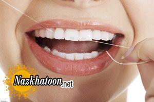پوسیدگی دندان را با نخ دندان پیشگیری کنید