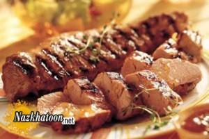 نکاتی برای طعم دار کردن گوشت