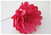 درست کردن گل با کاغذ