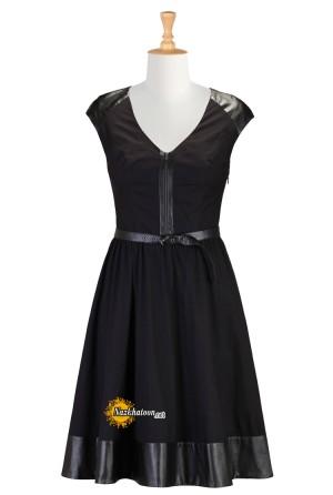 مدل لباس مجلسی کوتاه – 52