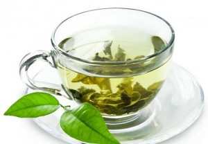 ماسک چای سبز برای شفافیت پوست