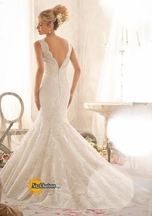 مدل لباس عروس – 44