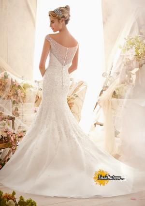 مدل لباس عروس – 46