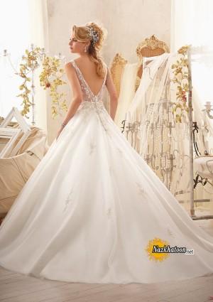 مدل لباس عروس – 45