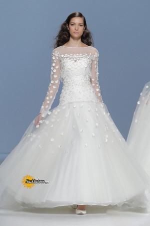 مدل لباس عروس – 48