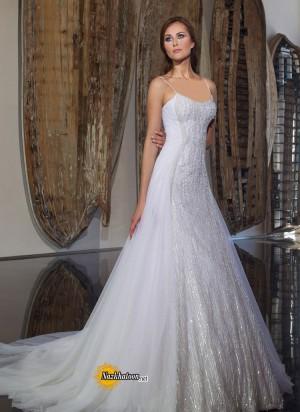 مدل لباس عروس – 49