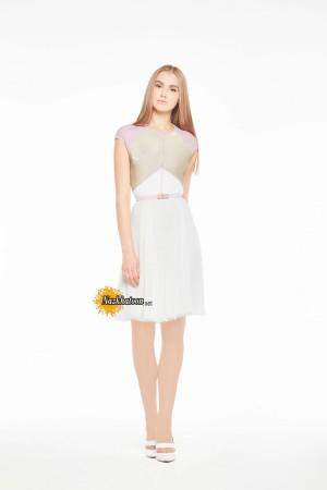مدل لباس مجلسی کوتاه – 50