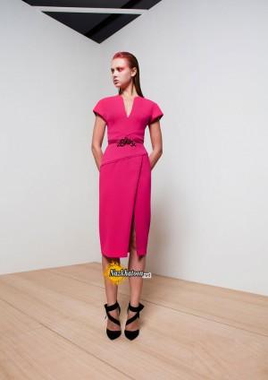 مدل لباس مجلسی کوتاه – 51