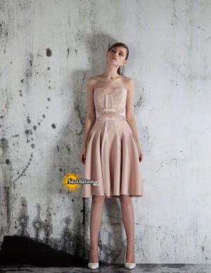 مدل لباس مجلسی کوتاه – 54