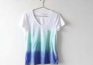 ایده جالب طراحی روی لباس ساده
