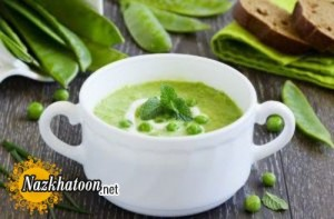روش تهیه سوپ نخودفرنگی با رزماری