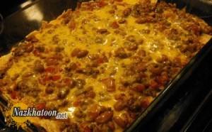 روش تهیه خوراک مکزیکی آسان