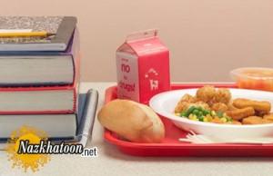 چند راهکار برای تغذیه سالم در طول امتحانات