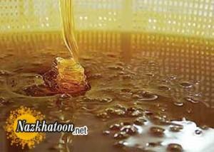 روش شناخت عسل طبيعي از تقلبي