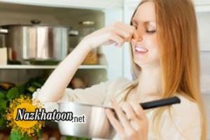 روش از بین بردن بوی بد یخچال