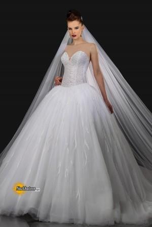 مدل لباس عروس – 54