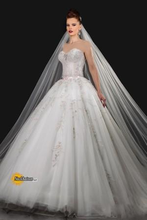 مدل لباس عروس – 55