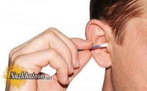 دلایل زخم شدن گوش