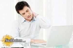 بیماری گردن پیامکی چیست؟