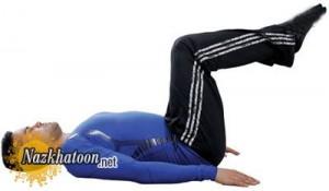 روش هایی جهت تخت کردن شکم با ورزش