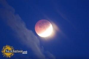 علل ایجاد ماه گرفتگی
