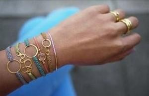 آموزش ساخت دستبند دخترانه فشن