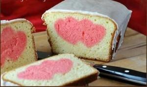 ایده جالب برای پخت کیک قلبی