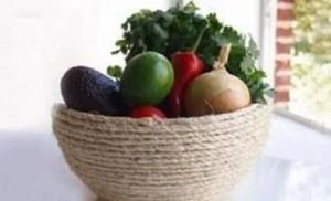 ایده جالب درست کردن سبد میوه